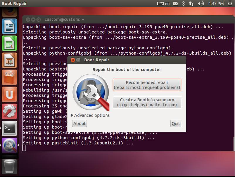 Как сделать загрузочную флешку windows ubuntu