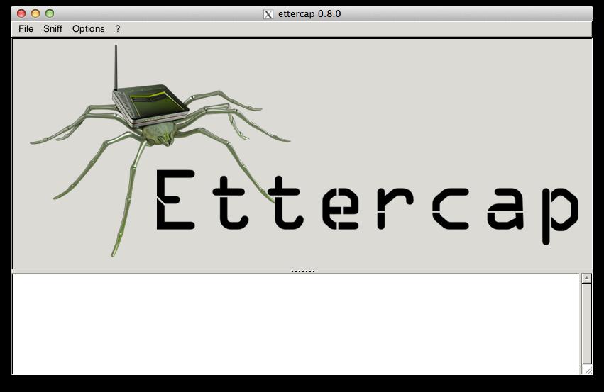 Ettercap 0.8.2